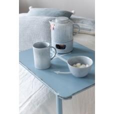 Bowl Shiny Ceramic Blue