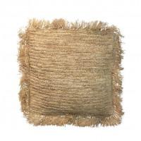 Cushion Cover Raffia
