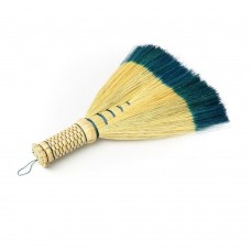 Sweeping Brush - Natural Turquoise