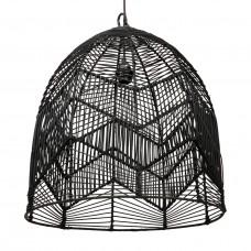 Lampshade Plissé Black