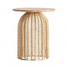Side Table Plissé