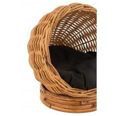 Cat Basket Rattan